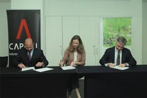 ARAUCO y Capital sellan estratégica alianza que permitirá neutralizar la huella de carbono de la revista