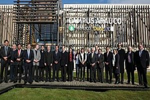 CAMPUS ARAUCO: el inédito centro educativo de la región abre oficialmente sus puertas