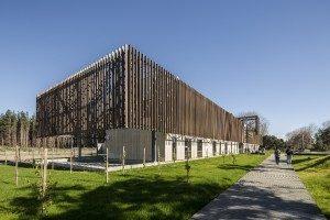 Campus Arauco gana importante premio internacional de diseño y arquitectura