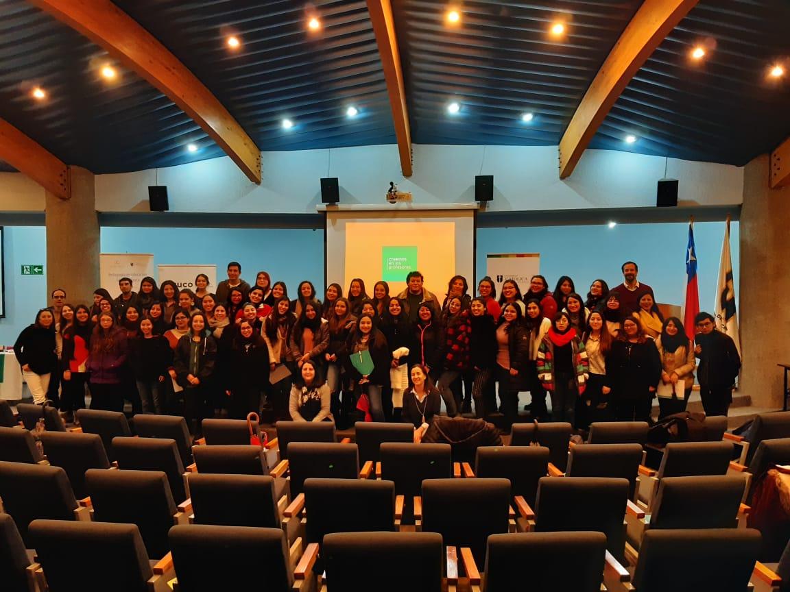 Fundación Educacional Arauco apoya la formación de futuros profesores del Maule