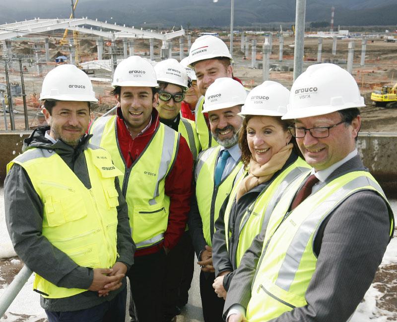 Gobierno y empresa ARAUCO anuncian capacitaciones para la empleabilidad local del proyecto MAPA