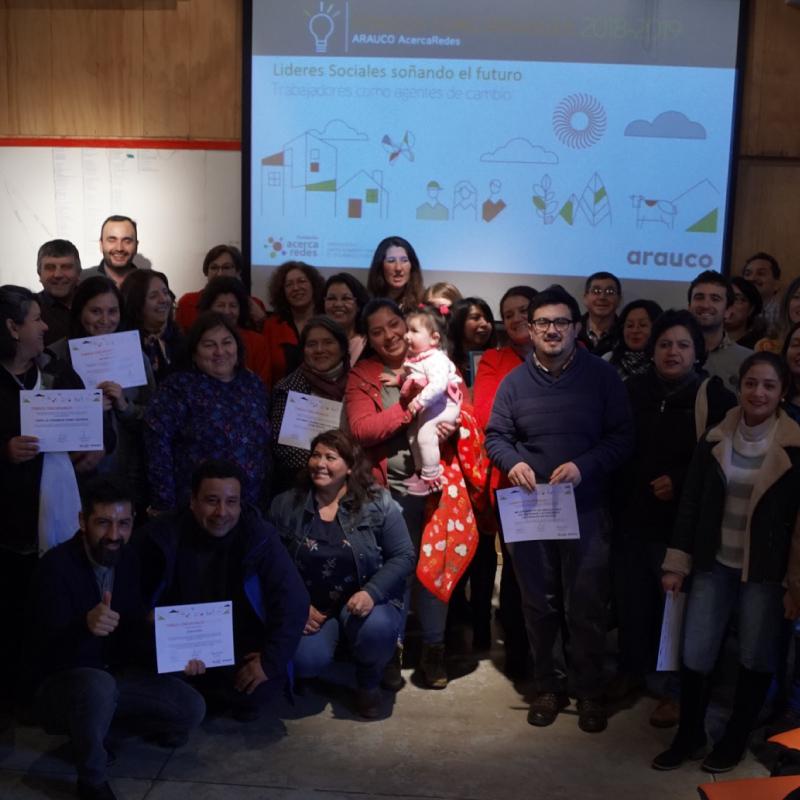 Proyectos comunitarios mejorarán calidad de vida  a más de 350 personas en Los Ríos