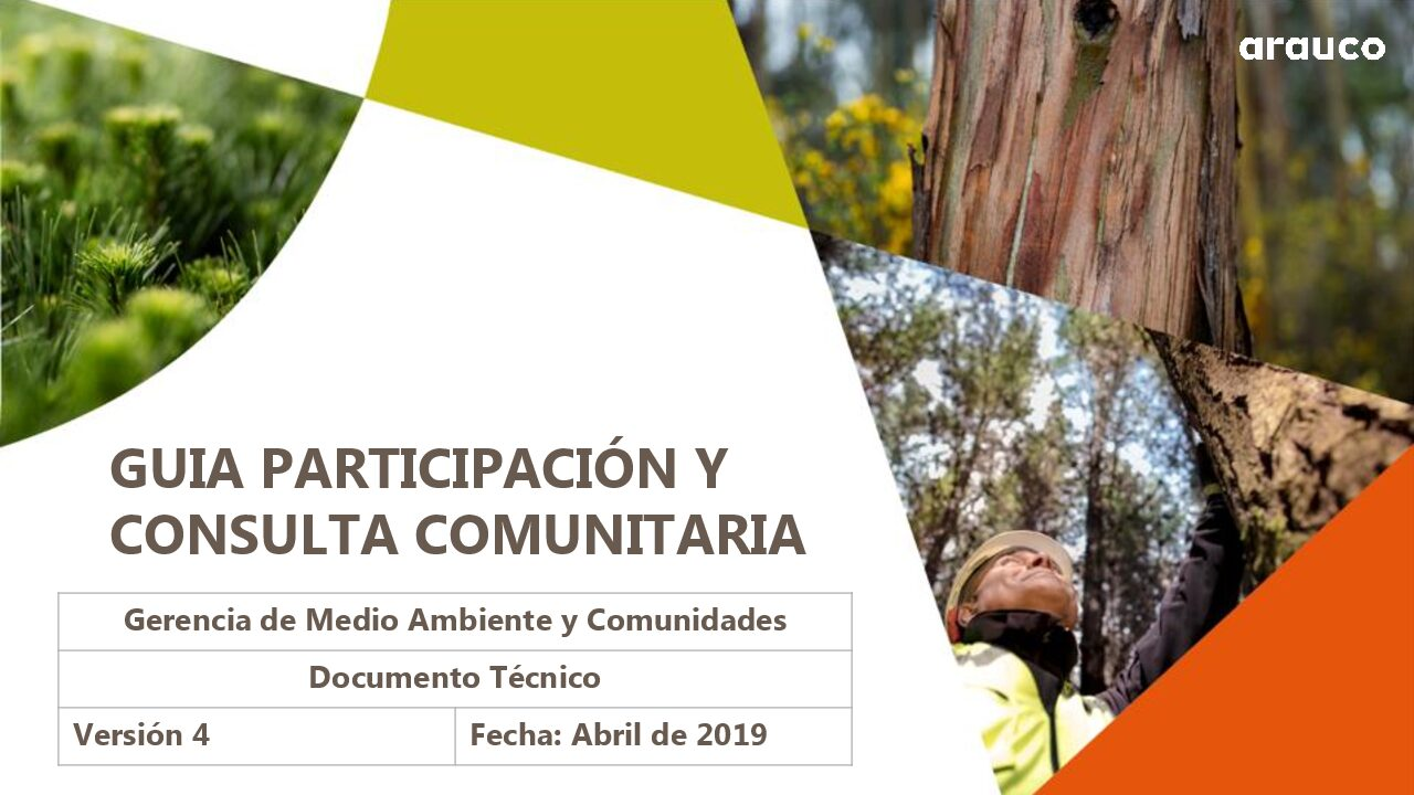 Guía Consulta Comunidades Locales (2019)