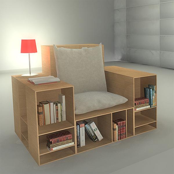 Muebles Multifuncionales Que Ahorran Espacio Arauco Chile