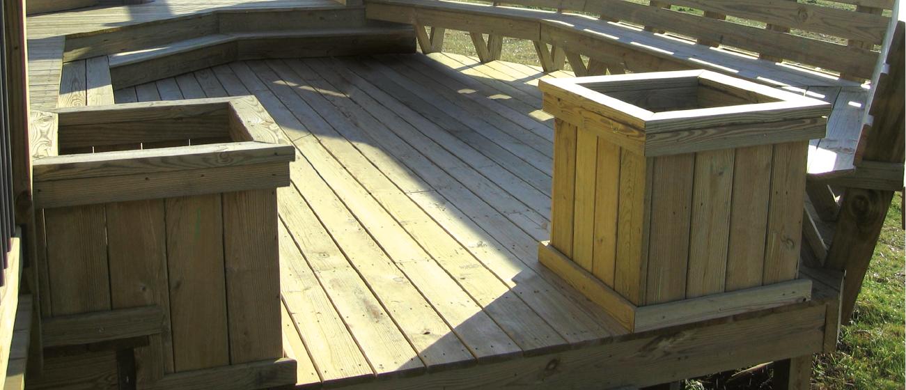 Arauco Chile Deck
