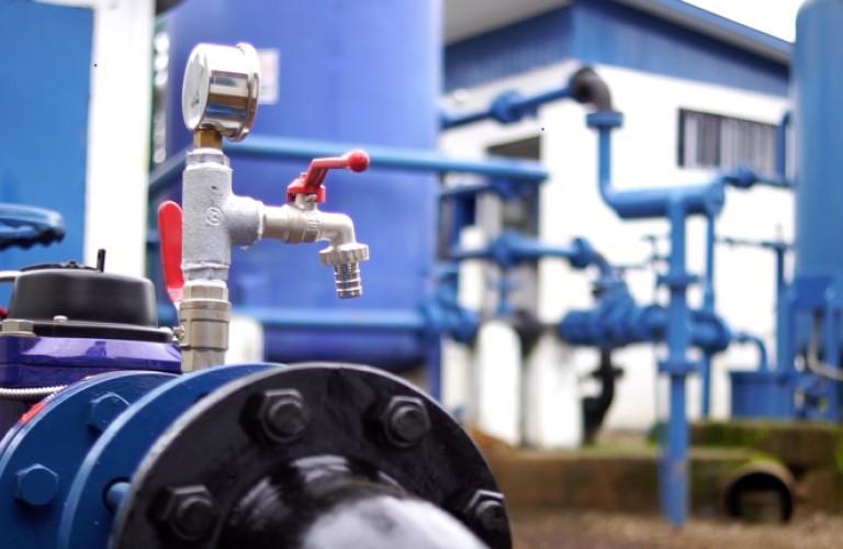 Comunidades de Mariquina mejoran su  sistema de abastecimiento de agua potable