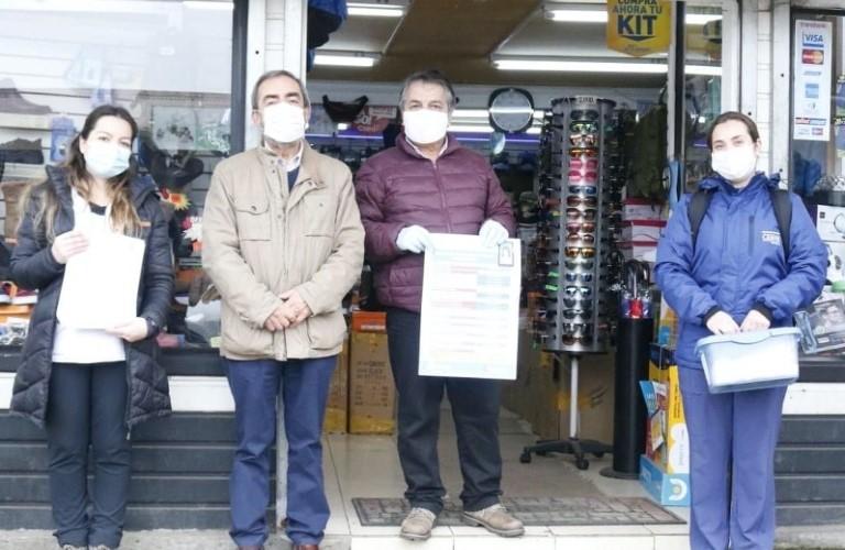 Programa #Juegalocal de ARAUCO apoya a pequeños negocios en la pandemia