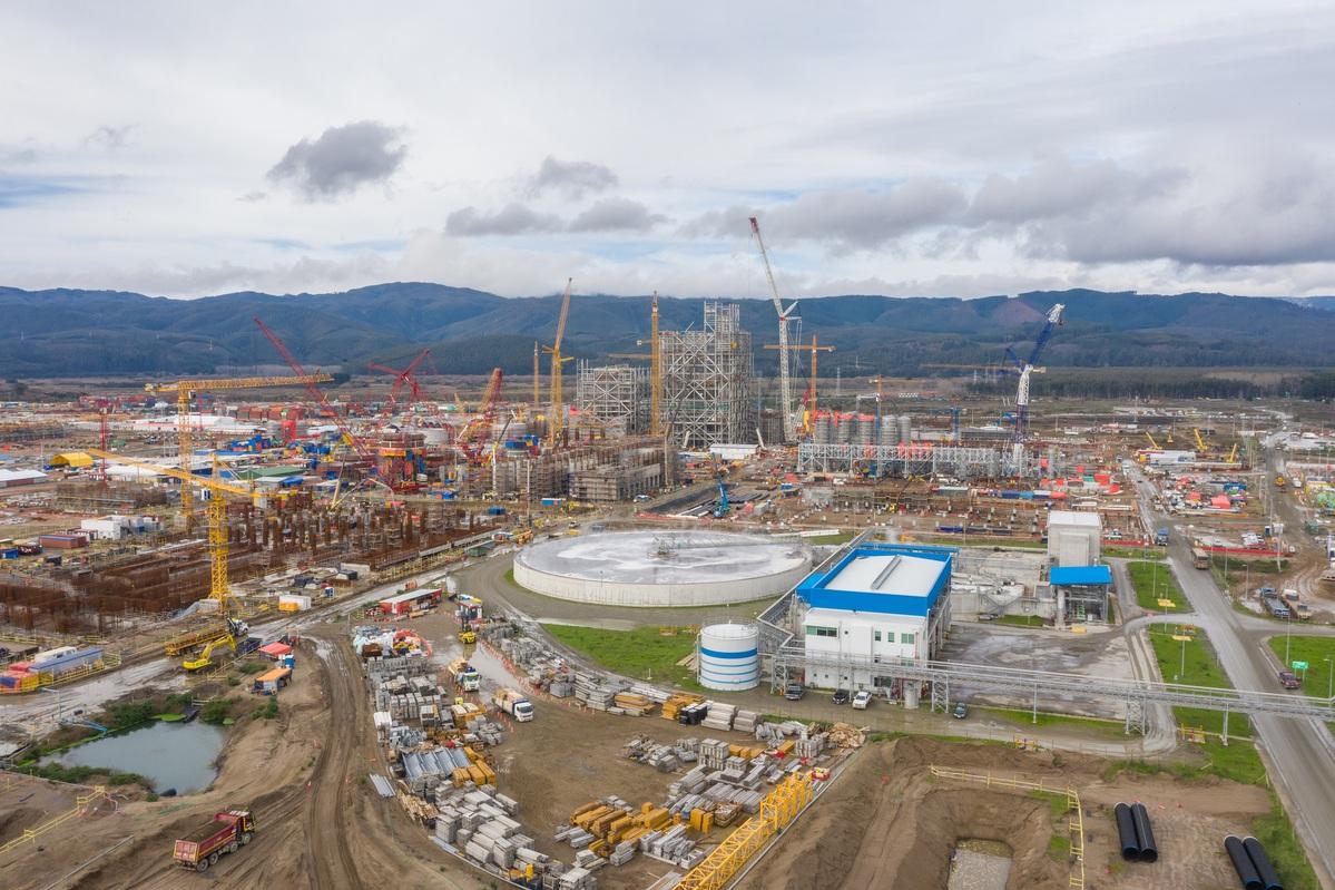 Proyecto MAPA alcanzó un 63,2% de avance en su construcción