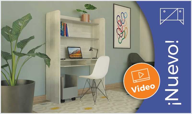 Home office (Planos y Video)
