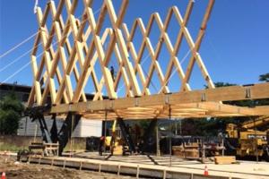 Pabellón de Chile en Expo Milán 2015 llegará a Temuco