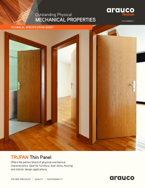 TRUPAN Thin Panel