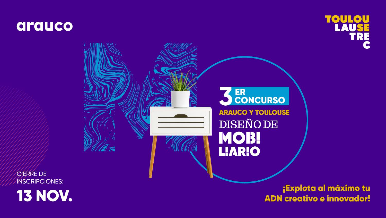 Lanzamiento 3er concurso Arauco Y Toulouse Lautrec