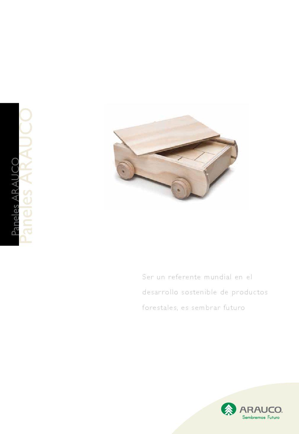 Catálogo Paneles